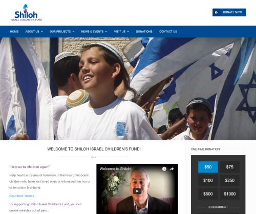 Shiloh Israel Children Main Website