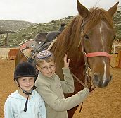 Therapeutic Horseback Riding Program