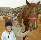 Therapeutic Horseback Riding Program